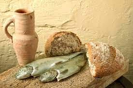 What did people eat in early biblical times?